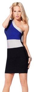 Guess By Marciano Bandage Colorblock New Dress