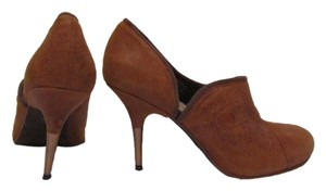 Diesel Tan/Brown Pumps
