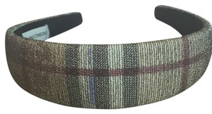 Burberry Patterned Headband