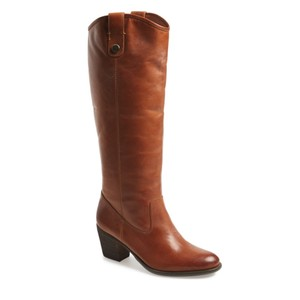 Vince Camuto tan brown Boots