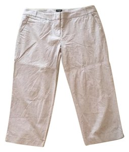 J.Crew Capris light grey