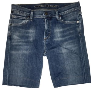 Citizens of Humanity Bermuda Shorts blue
