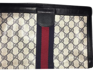 Gucci red and blue Clutch