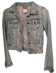 Forever 21 light blue wash Womens Jean Jacket