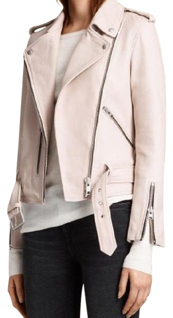 Item - Washed Pink Classic Balfern In Jacket Size 6 (S)