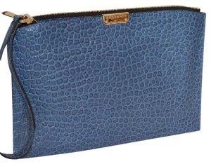 Burberry Wristlet in Blue