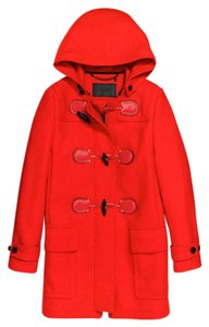 Coach Pea Duffle Wool Jacket Coat