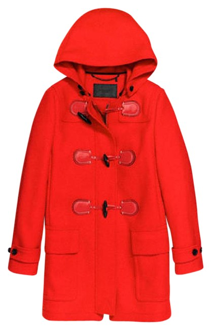 Item - Red Duffle Style No. 85935 Coat Size 8 (M)