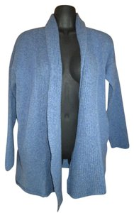 Eileen Fisher Wool Sweater Spring Fall Winter Cardigan