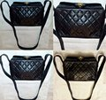 Chanel Vintage Jumbo Camera Flap Cc Logo Medium Cross Body Bag Image 5
