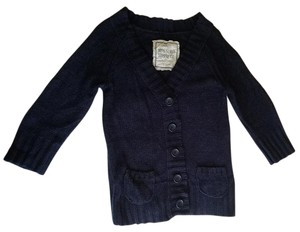 Mossimo Supply Co. Chunky Knit Sweater Button Up Cardigan