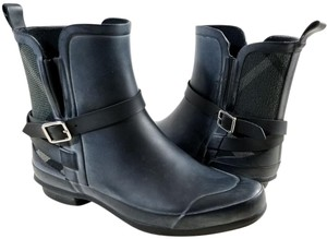 Burberry Black/Charcoal Boots