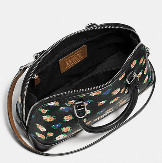 Coach Mini Sierra Posey Cluster Floral 57621 Satchel in multicolor Image 2