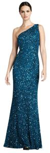Theia One Beaded Gown Dress