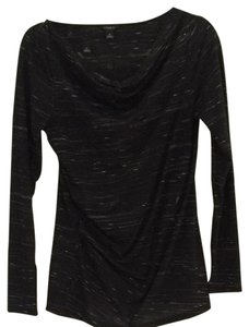 Ann Taylor T Shirt Black
