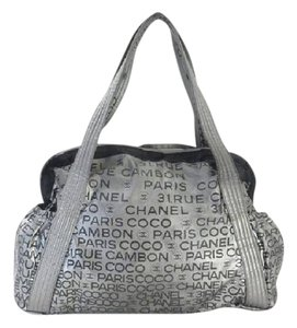 531c6b77b274 Chanel Unlimited Cc Cambon Bowler Satchel Shoulder Bag