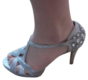 Gianni Bini Silver Formal