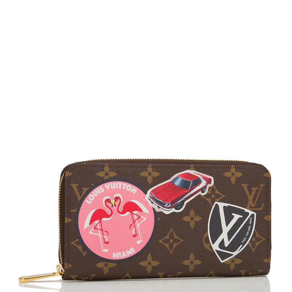 7007998620c2 Louis Vuitton Louis Vuitton Monogram World Tour Zippy Wallet Image 5. 123456