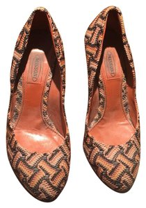 MISSONI multi: red, pink, black, etc. Pumps