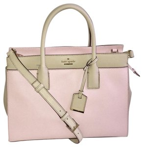 Kate Spade Satchel in PinkblushClay