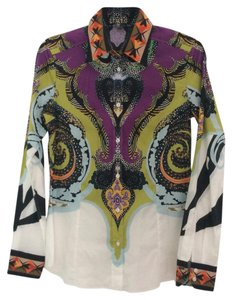 Etro Button Down Shirt Multi