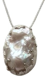 Other NEW. Stunning Huge BaroquePearl Necklace