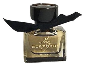 Burberry NEW My Burberry Black Eau de Parfum Mini Collectibe Bottle .16 fl.oz.