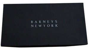 Barneys New York gunmetal with a slight purple tint Flats
