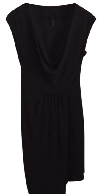 Preload https://img-static.tradesy.com/item/21323592/bcbgmaxazria-black-viola-mid-length-workoffice-dress-size-0-xs-0-1-650-650.jpg