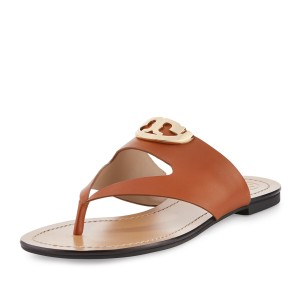 Tory Burch Penny Brown Sandals
