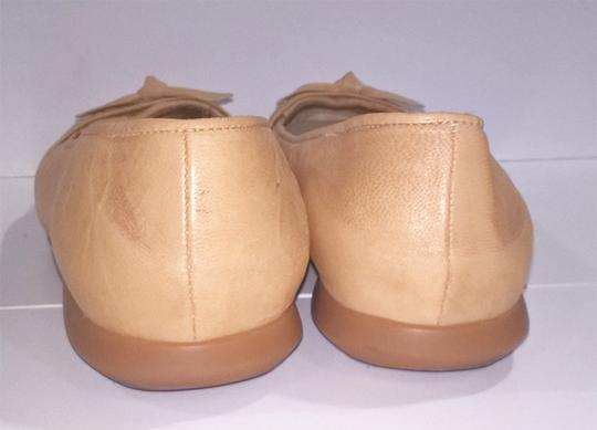 Other Comfortable Neutral Tan Beige Flats Image 4