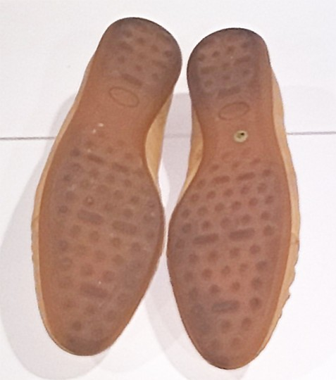 Other Comfortable Neutral Tan Beige Flats Image 6