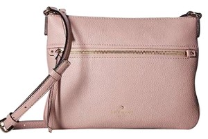Kate Spade Gabrielle Cobble Hill Pink Cross Body Bag