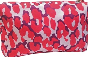 Estée Lauder NEW Animal Print Neon Cosmetic Case