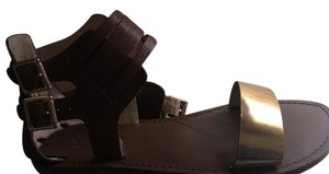 Vince Camuto Luggage brown Sandals