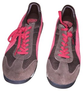 Puma Brown/red/white Athletic