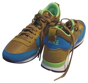 Nike Bronze/ light green & Teal Athletic