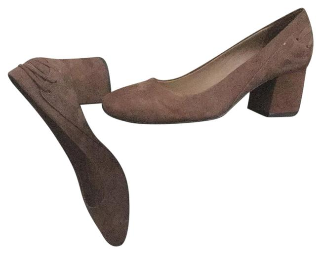 Elie Tahari Rust El Tonya Pumps Size US 7 Regular (M, B) Elie Tahari Rust El Tonya Pumps Size US 7 Regular (M, B) Image 1