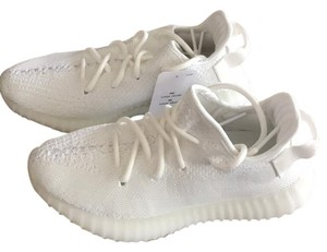 adidas X Yeezy White Athletic