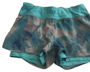 MPG shorts with 2 layers