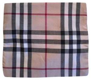 Burberry Burberry check fabric anything bag
