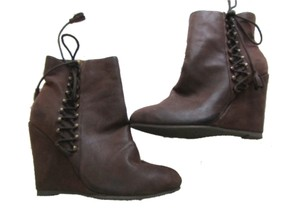 Coconuts Brown Boots