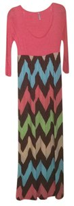 multi Maxi Dress by Auditions