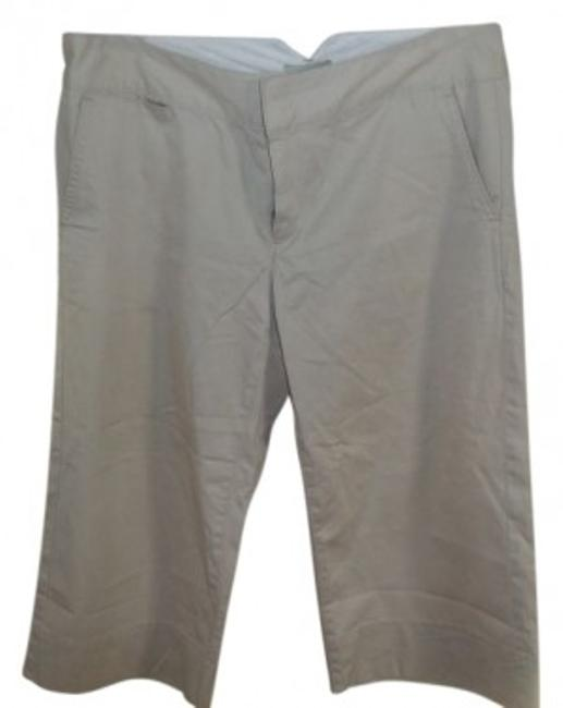 Banana Republic Capris Cream