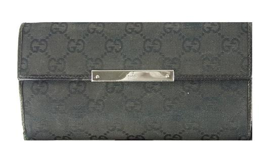Gucci Gucci continental checkbook style wallet Image 0