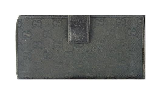 Gucci Gucci continental checkbook style wallet Image 1