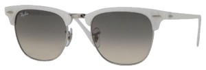 Ray-Ban Ray-Ban Clubmaster White RB3016 Sunglasses