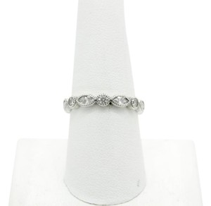 PANDORA Pandora S925 ALE 58 Alluring Brilliant Marquise Stackable Ring,CZ