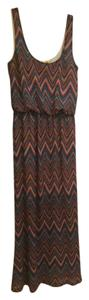 Multi Maxi Dress by Velvet Torch