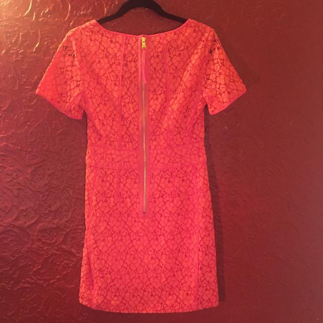 Marc by Marc Jacobs short dress Vibrant Red Lace on Tradesy Image 1